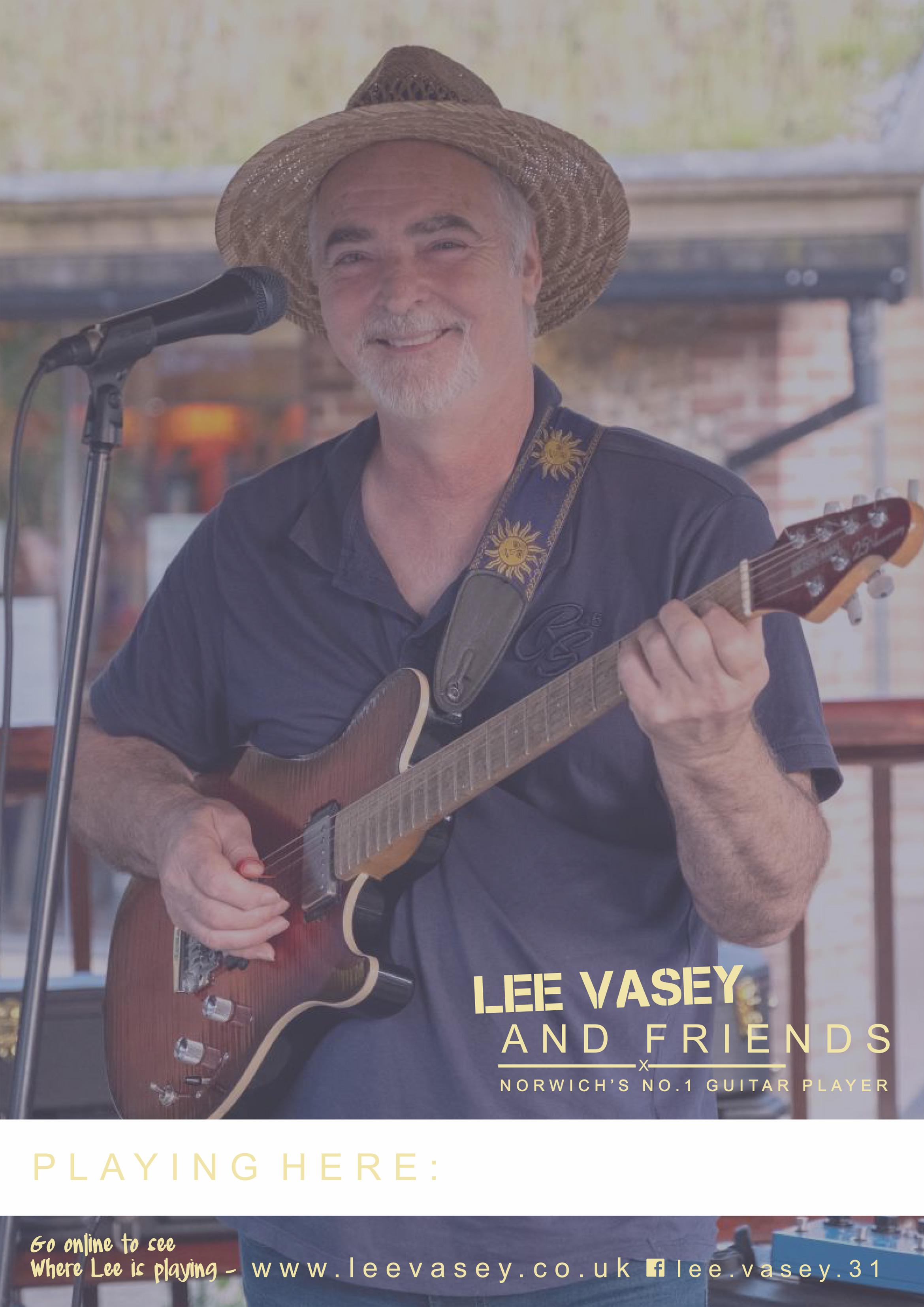 Lee Vasey Poster Download